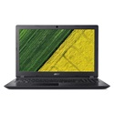 "ACER Aspire A315-51-3369, 15.6"" HD, i3-7020U23, 4GB DDR4, 1TB HDD, NO ODD, Intel HD Graphics 620, Elinux, fekete"