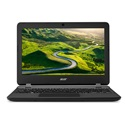 "ACER Aspire ES1-132-P3MK 11.6"" HD LED, Intel Pentium Quad Core N4200 - 1.10GHz, 4GB, 500GB HDD, Linux, fekete"