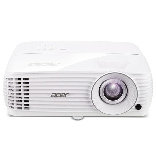 ACER DLP 3D Projektor H6810BD, DLP 3D, 1080p, 3500Lm, 10000/1, HDMI, fehér