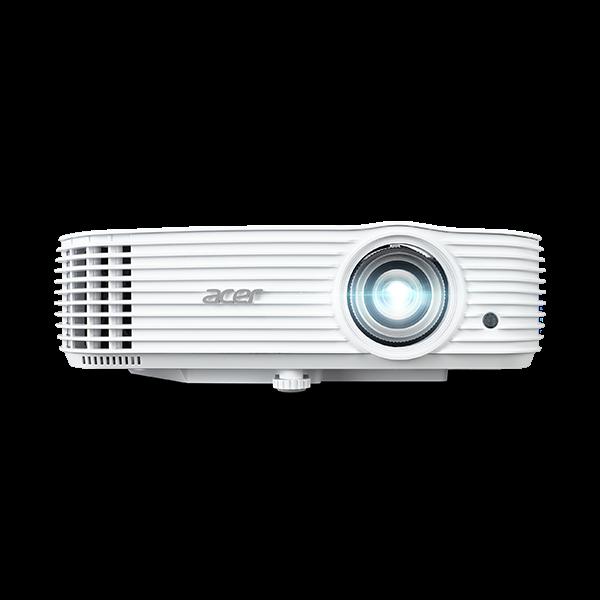 ACER DLP 3D Projektor P1555, 1080p, 4000Lm, 10000/1, 2xHDMI, fehér