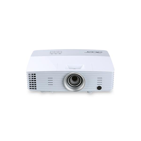 ACER DLP 3D Projektor P5327W WXGA,4000Lm,17000/1, HDMI, RJ45, fehér