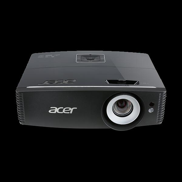 ACER DLP 3D Projektor P6500 1080p, 5000lm, 20000:1, HDMI, RJ-45, táska