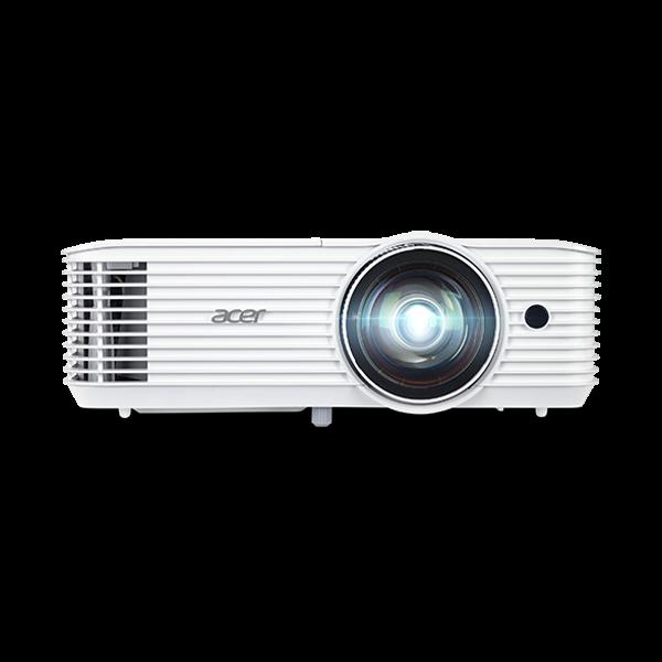 ACER DLP 3D Projektor S1286Hn, XGA, 3500lm, 20000/1, HDMI, RJ45, short throw, fehér
