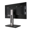 "ACER IPS LED Monitor B276HKymjdpprz 27"", 4K2K, 6ms, 100M:1, 300nits, DVI, HDMI(with MHL), DP, MiniDP, USB3.0, Pivot"