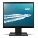 "ACER TN LED Monitor V176LBMD 17"", 5:4, 1280x1024, 250cd, 5ms, VGA, DVI, MM, fekete"