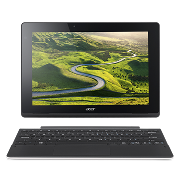 "ACER Tablet Switch SW3-013-126W 10.1"" HD IPS, Intel Atom Quad Core Z3735F (1.33GHz), 2GB DDR3L, 64GB eMMC,  Win 10 Home"