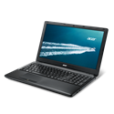 "ACER TravelMate TMP455-M-74514G1TMakk 15,6"" HD, Intel Core i7-4510U, 4 GB, 1TB HDD, DVD, No OS, Fekete"