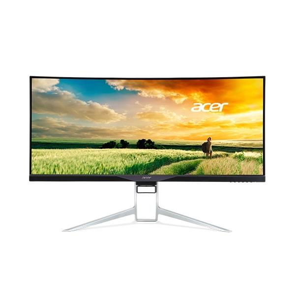 ACER Ívelt VA LED Monitor XZ350CUbmijphz 35