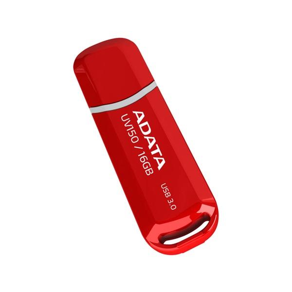 ADATA Pendrive 16GB, UV150 USB 3.0, Piros