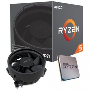 AMD AM4 CPU Ryzen 5 3600 3.6GHz 3MB L2 32MB L3 Cache