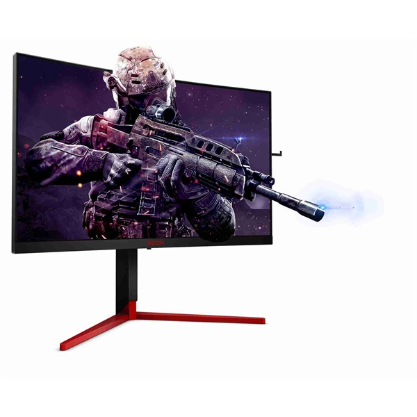 AOC Gaming 165Hz ívelt monitor 27