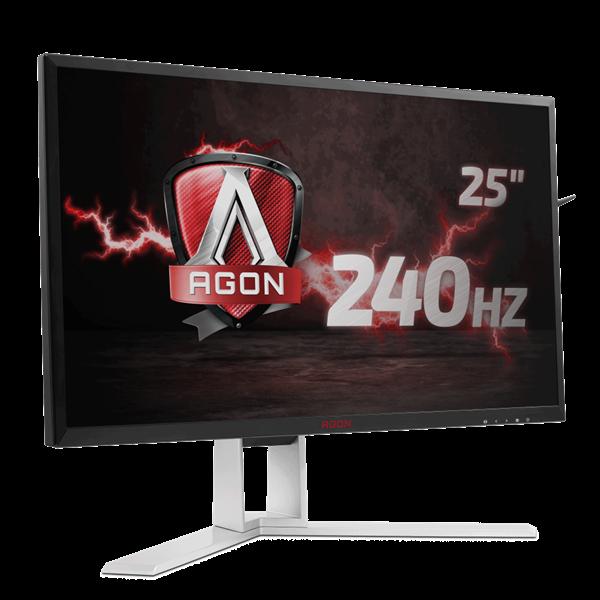 AOC Gaming 240Hz monitor 24,5