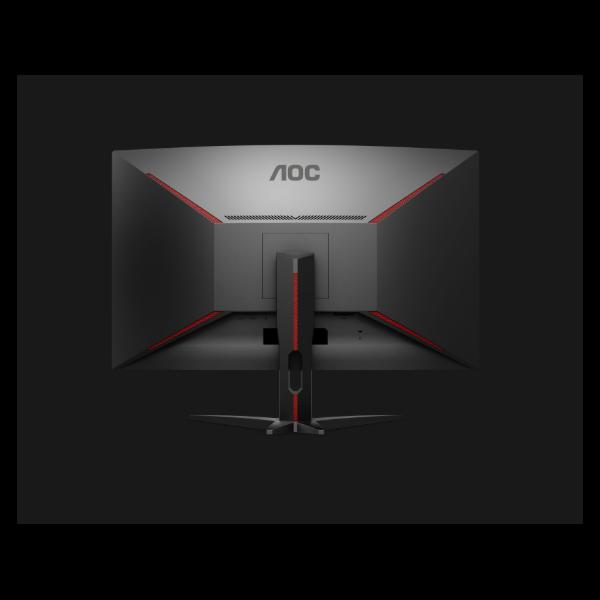 AOC Gaming 144Hz ívelt monitor 31,5