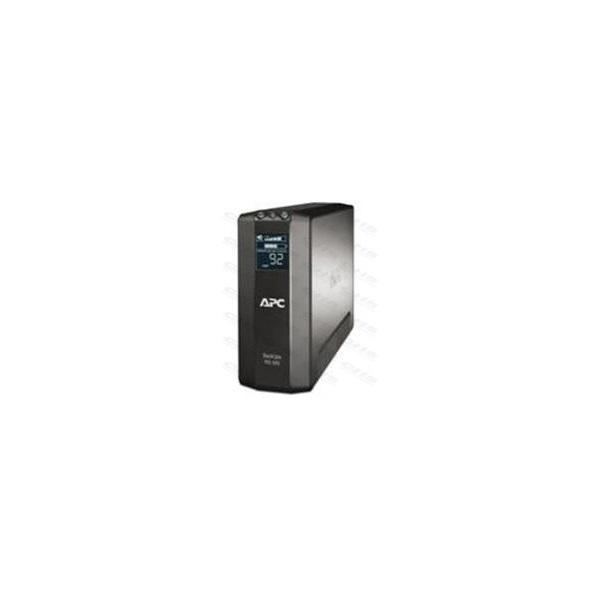 APC Back UPS BR550GI (RS) (3+3 IEC13) LCD 550VA (330 W) LINE-INTERACTIVE szünetmentes tápegység, torony - USB interfész