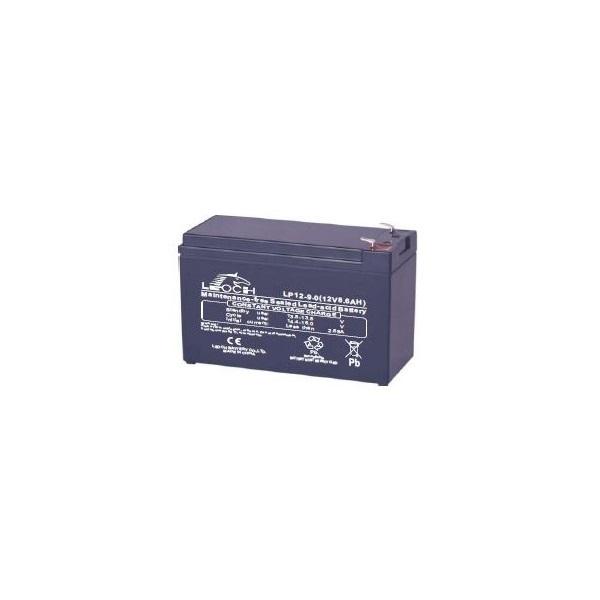 APC (LEOCH) Akkumulátor 12V/9.0Ah zárt, gondozásmentes AGM