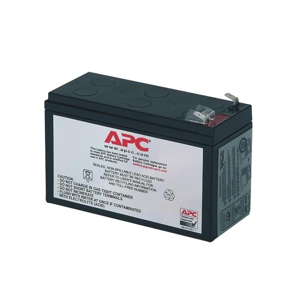 APC RBC17 csere akkumulátor, zárt, gondozásmentes