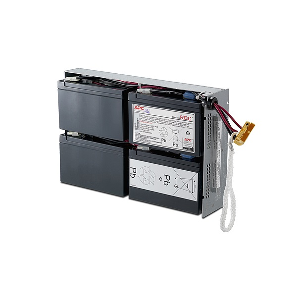 APC RBC24 csere akkumulátor, zárt, gondozásmentes
