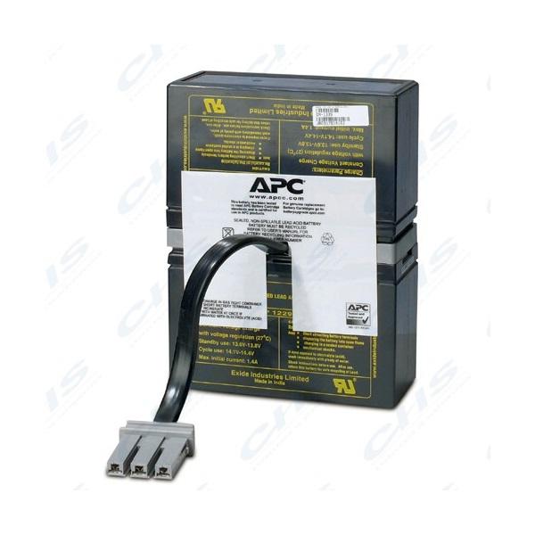 APC RBC32 csere akkumulátor, zárt, gondozásmentes