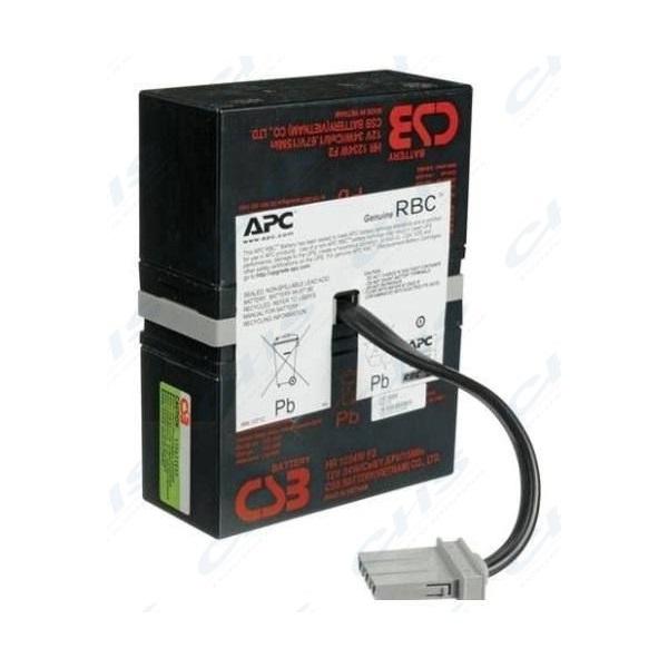 APC RBC33 csere akkumulátor, zárt, gondozásmentes