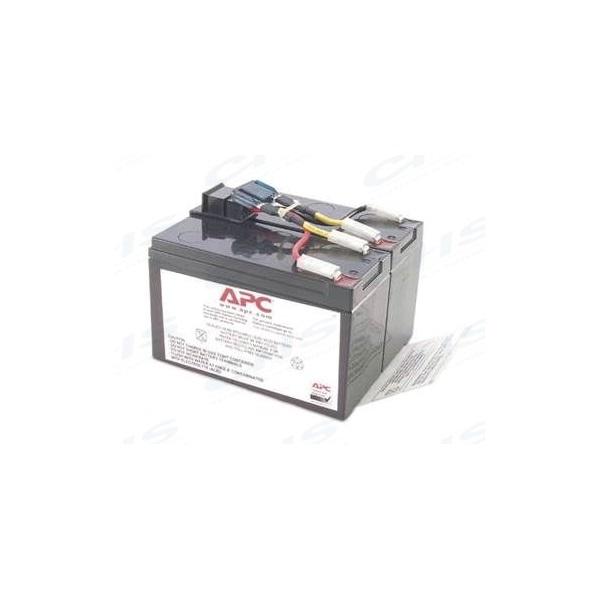 APC RBC48 csere akkumulátor, zárt, gondozásmentes