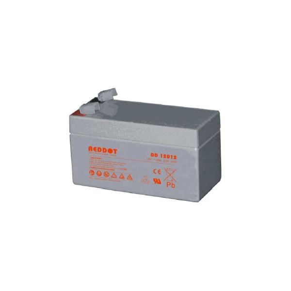 APC (REDDOT) Akkumulátor 12V/1,2Ah zárt, gondozásmentes AGM