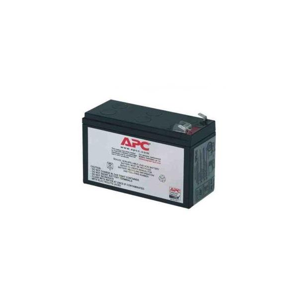 APC (REDDOT) Akkumulátor 12V/9.0Ah zárt, gondozásmentes AGM [RBC12 (16), RBC17 (1), RBC24 (4), RBC105 (8), RBC115 (4), R