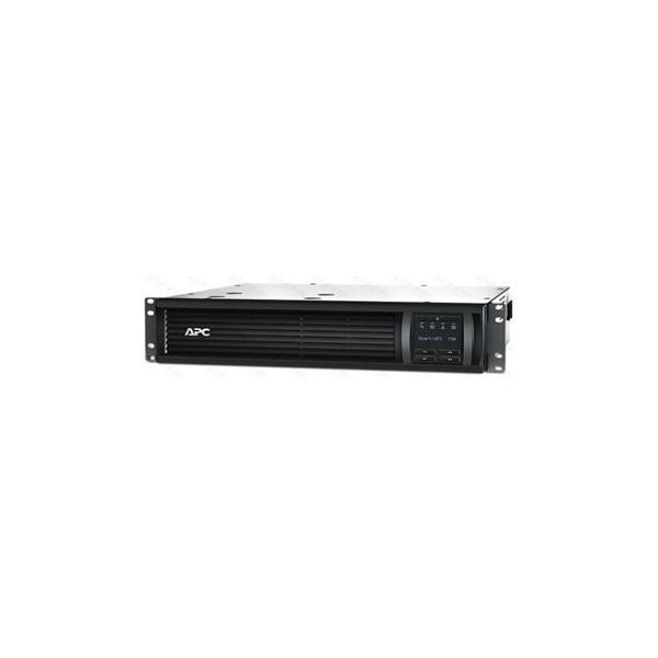 APC Smart-UPS SMT750RMI2UC (4 IEC13) 750VA (500 W) LCD 230V, LINE-INTERACTIVE szünetmentes tápegység, rack(2U)/torony -U