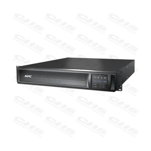 APC Smart-UPS SMX1500RMI2UNC (8 IEC13) 1500VA (1200 W) LCD 230V, LINE-INTERACTIVE szünetmentes tápegység, rack(2U)/toron