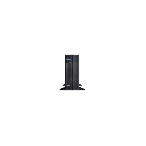 APC Smart-UPS SMX3000HV (8 IEC13) 3000VA (2700 W) LCD 230V, LINE-INTERACTIVE szünetmentes tápegység, rack(4U)/torony, bő