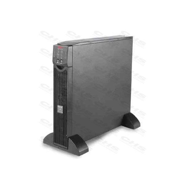 APC Smart-UPS SURT1000XLI (6 IEC13) 1000VA (700 W) 230V, ONLINE szünetmentes tápegység, rack(2U)/torony, bővíthető - RS2