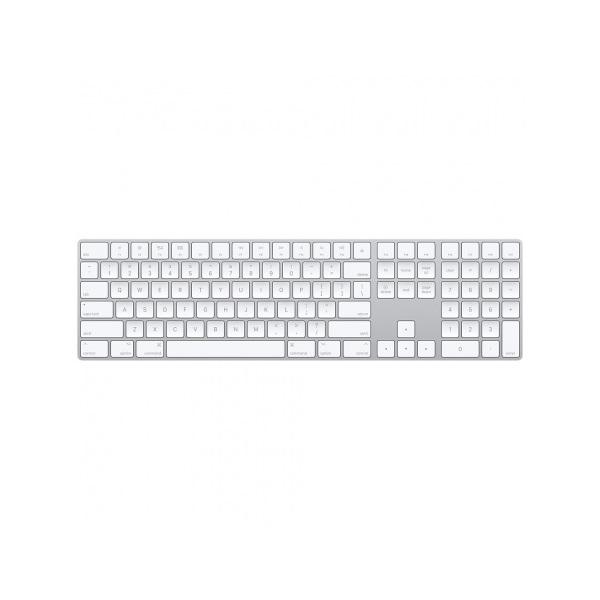 APPLE Magic Keyboard with Numeric Keypad - INT, vezeték nélküli billentyűzet számbillentyűzettel - Angol