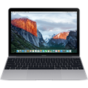 APPLE NB MacBook 12-inch Retina, Intel Dual Core M3 1,1 GHz, 8GB, 256GB SSD, Intel HD Graphics 515, silver HUN KB