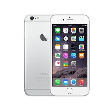 APPLE iPhone 6 64GB Silver okostelefon
