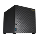 ASUSTOR NAS Storage 4 fiókos AS3104T2x1,6Ghz, 2Gb RAM, 1x10/100/1000, 3x USB 3.0