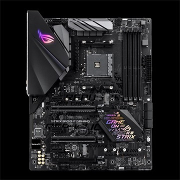 ASUS Alaplap AM4 ROG STRIX B450-F GAMING AMD B450, ATX