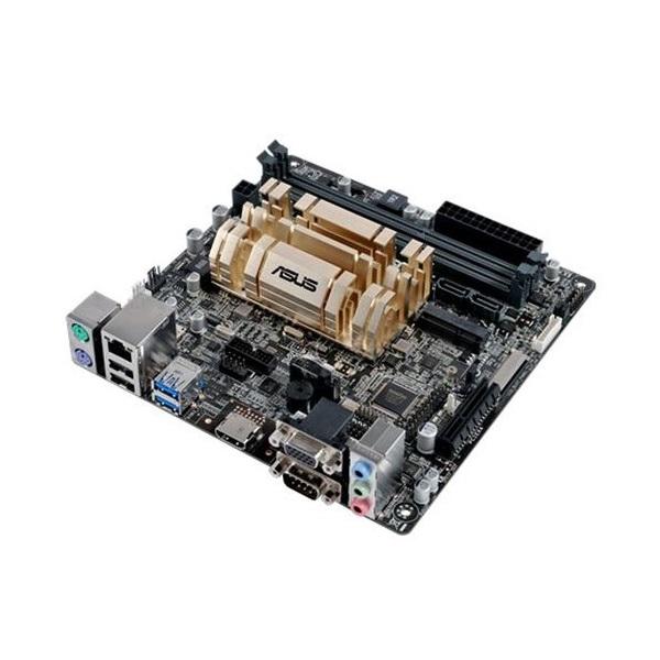 ASUS Alaplap S1170 N3150I-C Dual-Core Celeron N3150 (2,08GHz), mATX