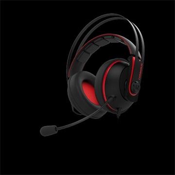ASUS Fejhallgató CERBERUS V2 PC PS4 Piros - chs.hu 0504ab0487