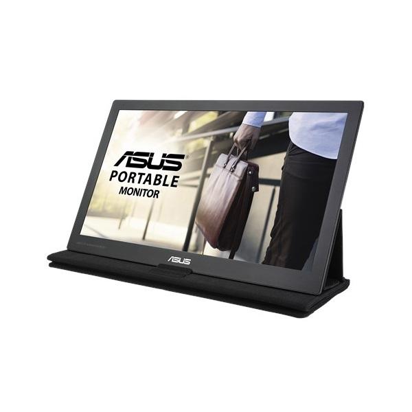 ASUS ZenScreen MB169C+ hordozható 15,6