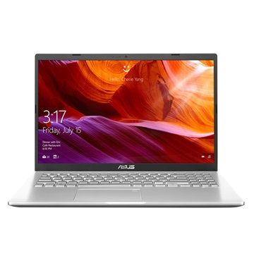"ASUS NB X509JB-EJ228TC 15,6"" FHD, i3-1005G1 (3,4GHz), 8GB, 256GB M.2, NV MX 110 2GB, WIN10, Ezüst"