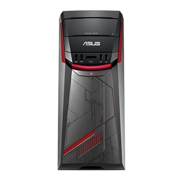 ASUS PC ROG G11CD-HU001D, Intel Core i7-6700, 8GB, 1TB HDD, NVidia GeForce GTX 960, 2 GB, Free Dos, Szürke