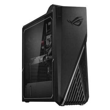 ASUS PC ROG G15CK-HU008T, Intel Core i5-10400F (4.3GHz), 8GB, 1TB SSD, NV GTX 1660 S 6GB, WIN10, Fekete