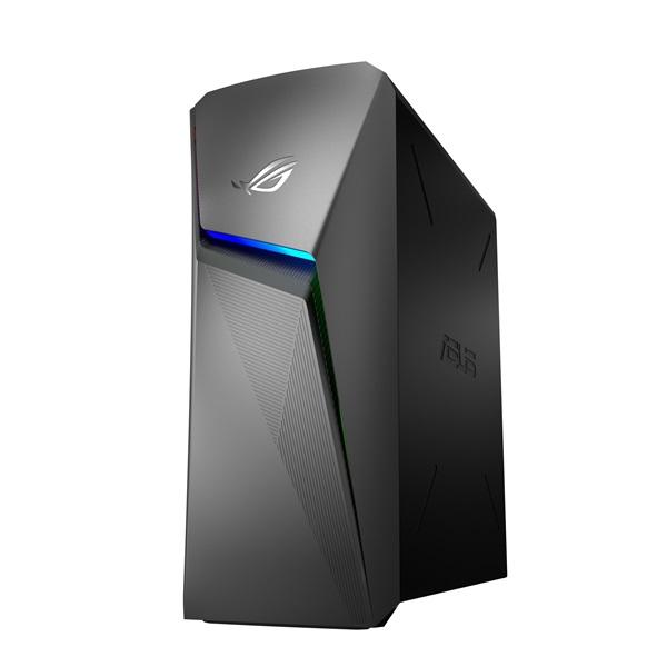 ASUS PC ROG GL10CS-HU003T, Intel Core i5-8400 (2,8GHz), 8GB, 256 PCIE SSD, NV GTX 1060 6GB, WIN10, Szürke