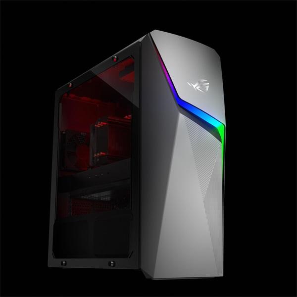 ASUS PC ROG GL10DH-HU002T, AMD Ryzen 7 3700X (4,4GHz), 16GB, 512 PCIE SSD, NV GTX 1660 Ti 6GB, WIN10, Szürke