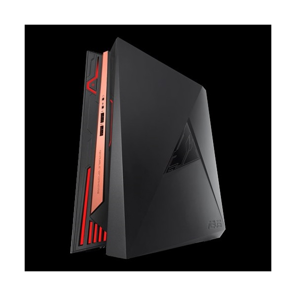 ASUS PC ROG GR8 II, Intel Core i5-7400, 16GB DDR4, 128GB SSD + 1TB HDD, Geforce GTX1060 6GB, Win 10