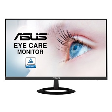 "ASUS VZ249HE Eye Care Monitor 23,8"" IPS, 1920x1080, HDMI/D-Sub (90LM02Q0-B03670)"