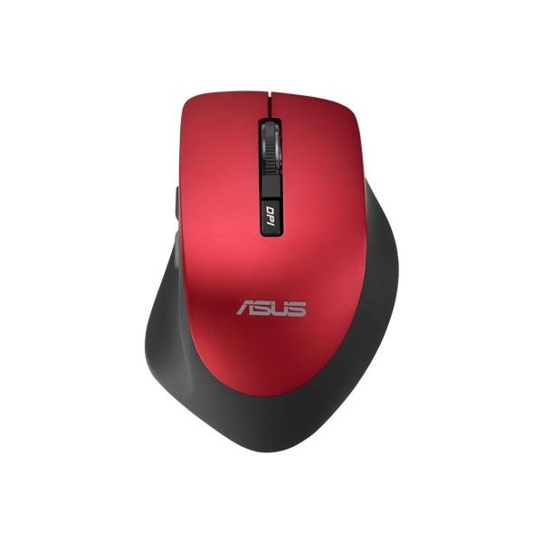 ASUS Vezeték nélküli egér WT425 piros