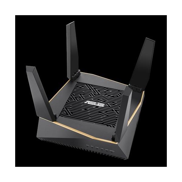 ASUS Wireless Mesh Router RT-AX92U, AX6100 Tri-band