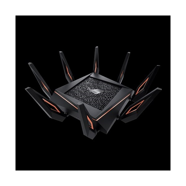 ASUS Wireless ROG Gaming Router - GT-AX11000 Tri-Band Gigabit 2x USB