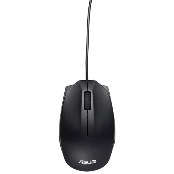 ASUS Vezetékes egér UT280 fekete