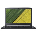 "Acer Aspire A517-51G-34BZ 17.3"" IPS FHD Intel Core i3-8130U, 4GB, 1TB HDD, DVD-RW, GeForce MX130, Elinux, fekete"
